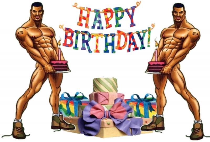 Эротическое поздравление с днем рождения девушке